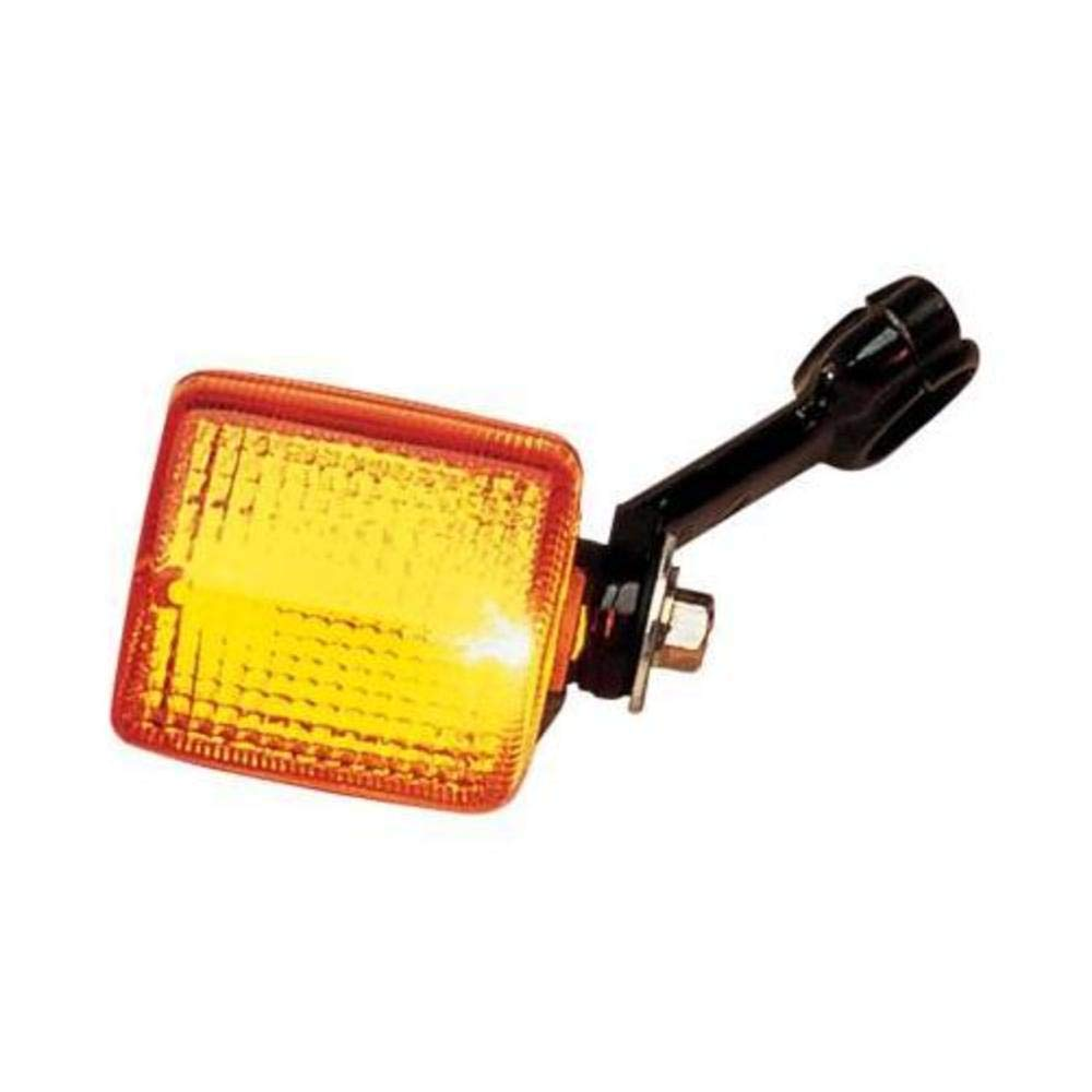 K/&S Technologies DOT Approved Turn Signal Replacement Lens Clear 25-1250C