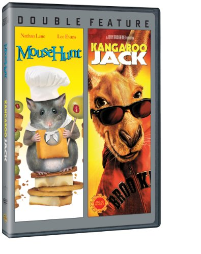 Mousehunt/Kangaroo Jack (DVD) (DBFE) (Kangaroo Jack Dvd)