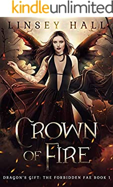 Crown of Fire (The Forbidden Fae Book 1)