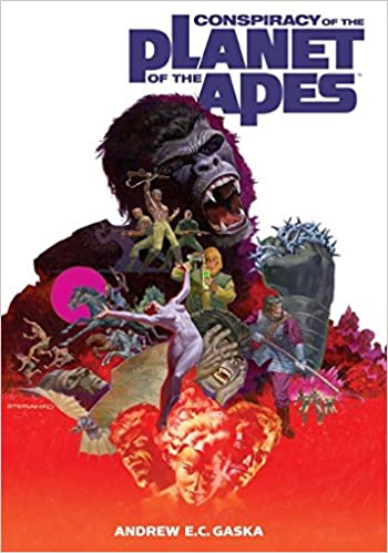 Book Conspiracy of the Planet of the Apes