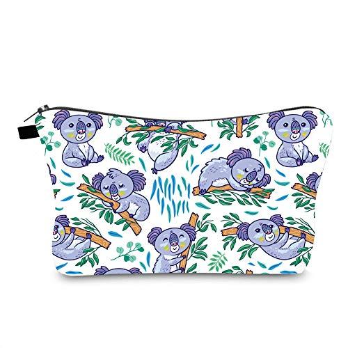 Jom Tokoy Makeup Bag Koala Makeup Pouch Small Cosmetic Bag Cute Gifts (koala1076)