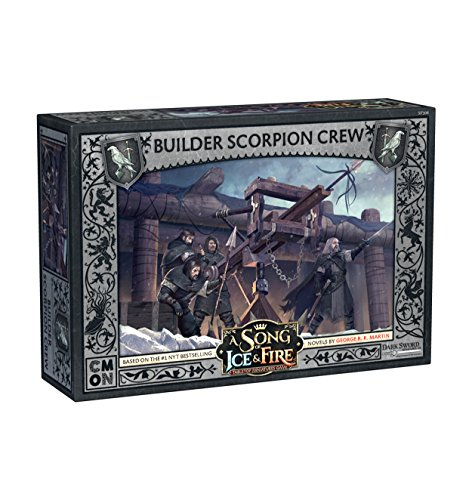 A Song of Ice & Fire: Night's Watch Builder Scorpion Crew