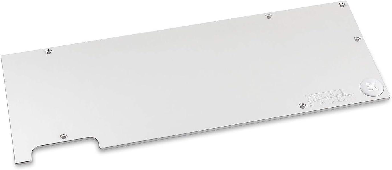 EKWB EK-FC1080 GTX Ti Backplate, Nickel