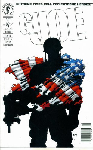 Claws Joe Gi (G.I. Joe #1 : The Hour of the Iron Claw (Dark Horse Comics))