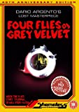 Four Flies on Grey Velvet [DVD] [Import]