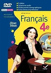 Rives bleues Livre unique de Français 4e éd. 2011 - DVD-Rom