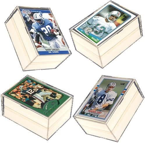 B001FVYWKW 400 Card NFL Football Gift Set - w/ Superstars, Hall of Fame Players 51YhHKBjWCL