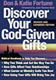 img - for Discover Your God-Given Gifts by Don Fortune (2009-11-01) book / textbook / text book