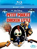 Petit Poulet / Chicken Little [Blu-ray + DVD]
