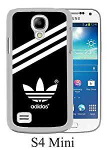 PAN Personalized Design Adidas 20 White Samsung Galaxy S4 Mini Case