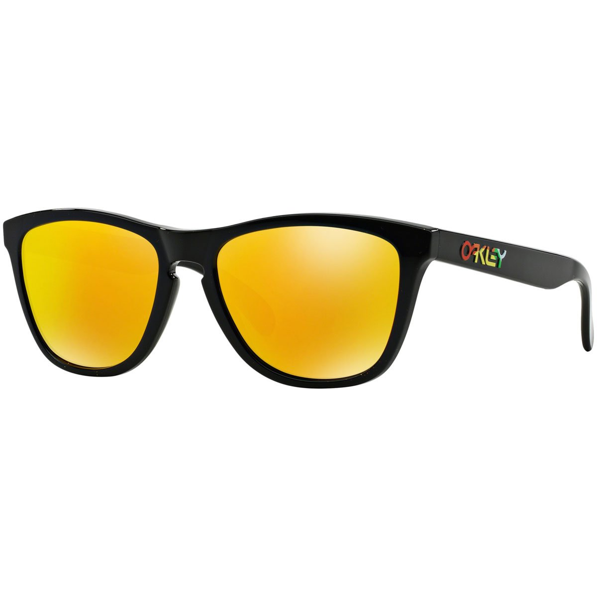 Oakley Men's Frogskins VR/46 Sunglasses,Black