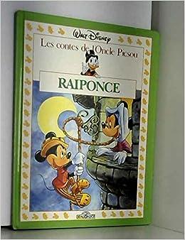 Raiponce Disney Studio Dragon D Or 9782878810134