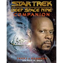 Deep Space Nine Companion (Star Trek Deep Space Nine)