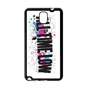"""Black Quotes Rubber Protection Custom Plastic Cover Case for iPhone 6 Plus (5.5"""")"""
