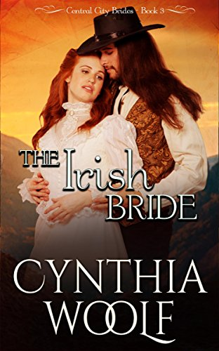 The Irish Bride (Central City Brides Book 3) cover