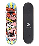 MINORITY 32inch Maple Skateboard (PopRD)