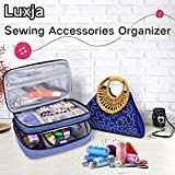 Luxja Sewing Accessories Organizer