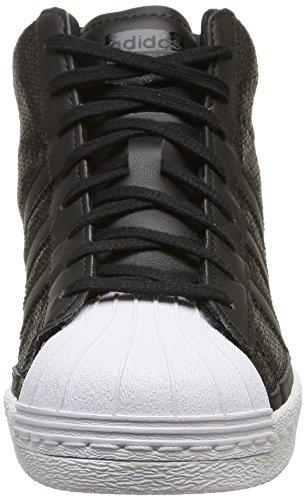 adidas Superstar Up Damen Flach Noir (Core Black/Core Black/White)