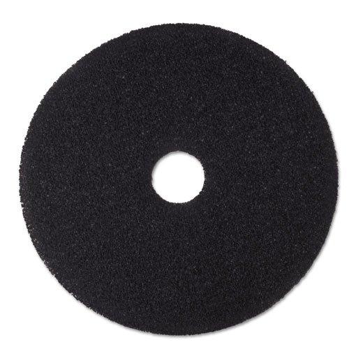 MCO08381 - 19 Black Stripper Floor Pads ()