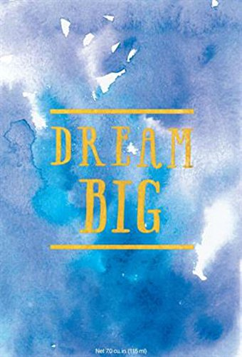 Fresh Scents Scented Sachets   Dream Big  Lot Of 6