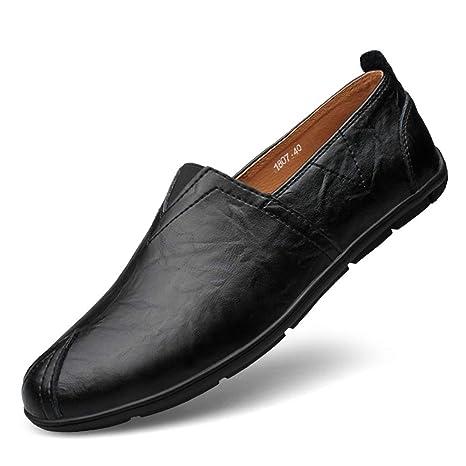 2019 Zapatos hombre Mocasines Mocasines Hombre Casual OX ...