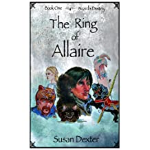 The Ring of Allaire (Wizard's Destiny Book 1)
