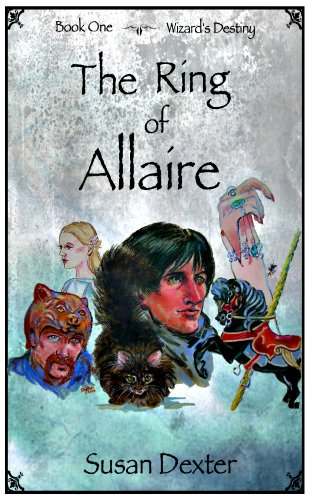 - The Ring of Allaire (Wizard's Destiny Book 1)