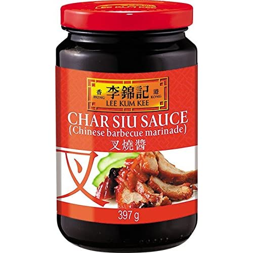 Lee Kum Kee Char Siu Chinese Barbecue Sauce, 14-Ounce Jars (Pack of