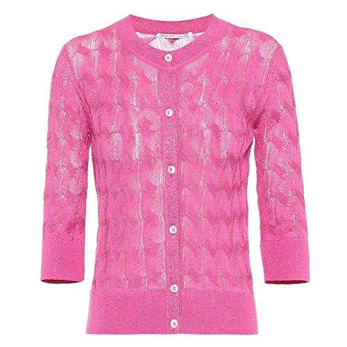 (アニオナ) Agnona レディース トップス カーディガン Cotton and silk-blend cardigan [並行輸入品]