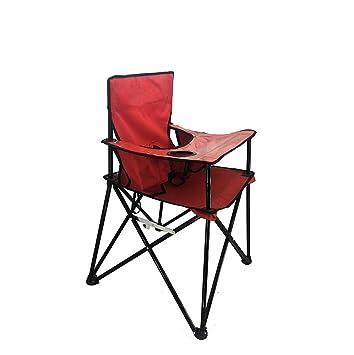 LLHH Silla Plegable para niños Mesa de Comedor y sillas Plegables ...