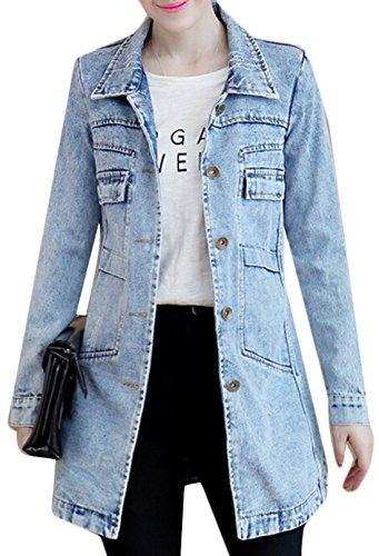 Zago Women Lapel Sleeve Jacket product image