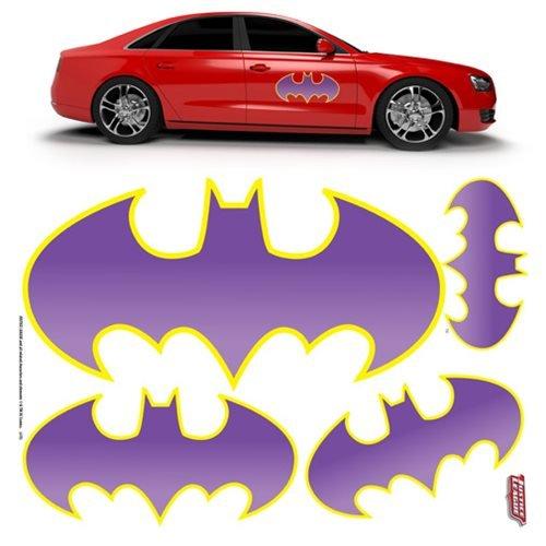DC Comics FW BAT LOGO001 Car Graphics Set at Gotham City Store