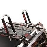 Malone Downloader Folding J-Style Universal Car Rack Kayak...