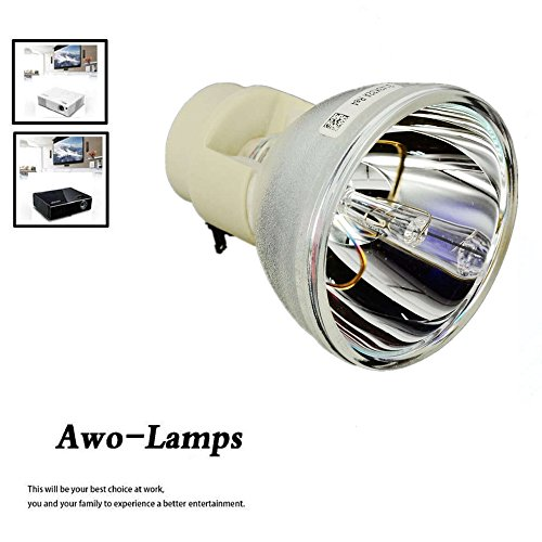 Video Projector Bulb Replacement (AWO 5J.J7L05.001 5J.J9H05.001 Premium Quality Projector Bare Lamp Bulb Replacement For BenQ W1070 W1080ST HT1075 HT1085ST W1070+ W1080ST+ i700)