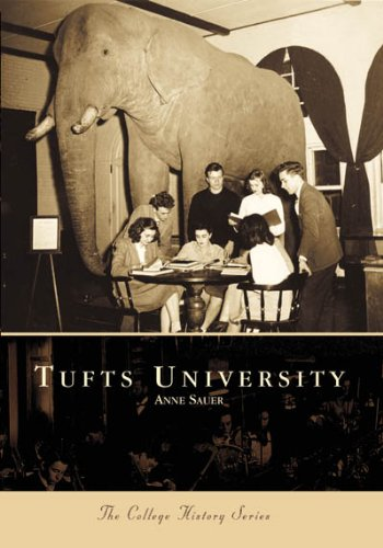 Tufts University (MA) (College History Series)
