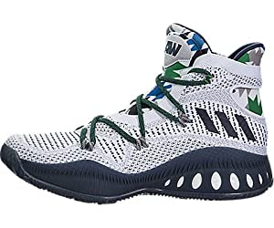 adidas Men's Basketball Crazy Explosive Primeknit Shoes #B42405