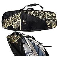 Kitesurfing Kiteboarding Surfing Double Board Bag with Shoulder Strap 145cm