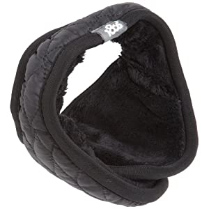 180s Women's Keystone Ear Warmer, Black, One Size