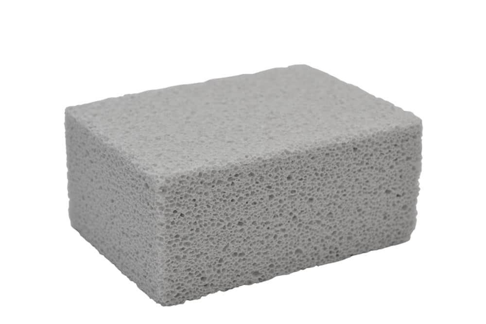 JANTEX Grill Brick Pumice Cleaning Stone Grill BBQ Cleaner Prevents Cure Loss