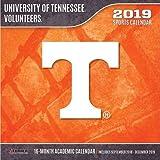 University of Tennessee Volunteers 2019 Sports Calendar