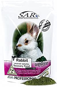 Sherwood SARx PLUS for Rabbits - soy-free (compare to 'Critical Care')
