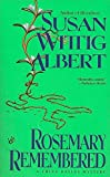 Rosemary Remembered