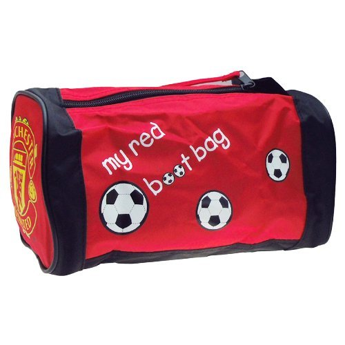 ddfed3fc374c Official Manchester United Kids Bootbag Trade Mark Collections Ltd