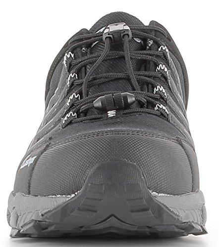 Kastinger Trailrunner 22350-511 Herren Leichtwanderhalbschuh black/charcoal