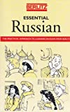 img - for Berlitz Essential Russian by Keith Rawson-Jones (1994-01-01) book / textbook / text book