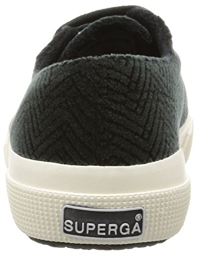 Zapatos Le Superga - 2750-curveflannelw - Green Dk - 39