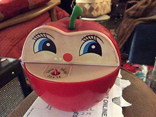 Hong Kong 1970s Apple Bank - Worm Creeps Out and Snatches Your Coin ()