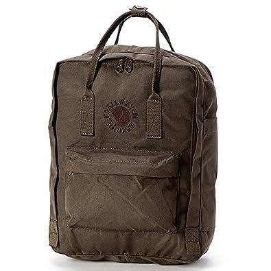 7b21fe560358 Amazon | フェールラーベン(FJALLRAVEN ) Re-Kanken 正規品【Dark Olive/**】 | レディースバッグ・財布