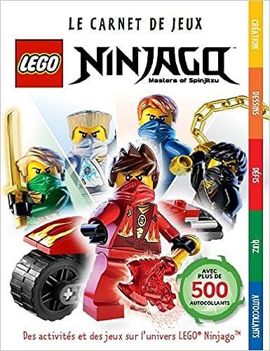 Meilleur Téléchargement Gratuit Lego Ninjago Le Carnet De