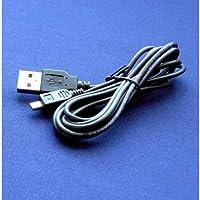 Olympus VR-340 Digital Camera Compatible USB 2.0 Cable Cord - CB-USB7 Model - 5 feet Black - Bargains Depot®